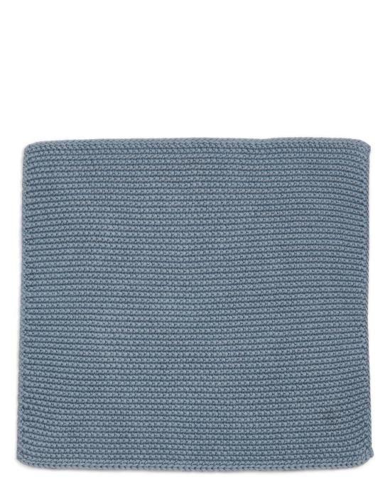 Marc O'Polo Ruka Smoke blue Dish cloth 24 x 24