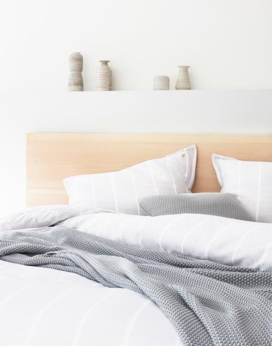 Marc O'Polo Sakura Grey Pillowcase 40 x 40