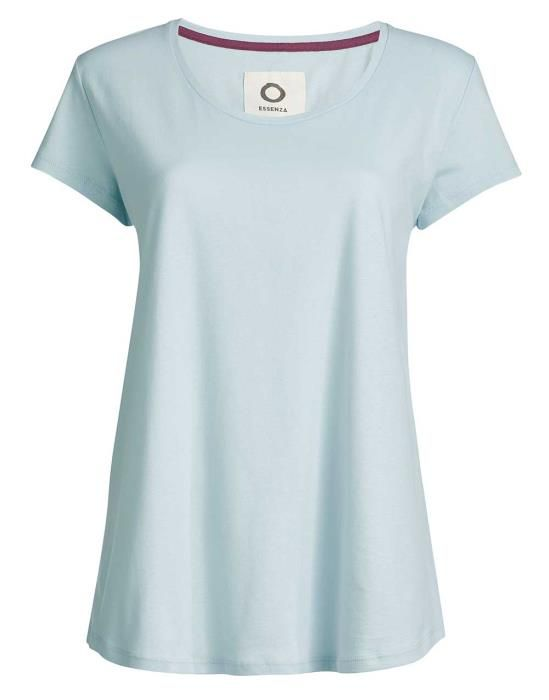 Essenza Saona Uni Sky Top Short Sleeve XS