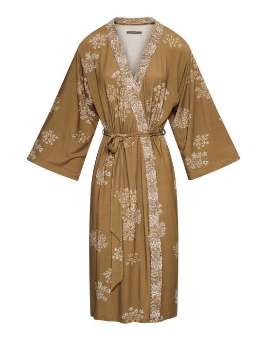 Essenza Sarai Lauren Boheme Cinnamon Kimono XS