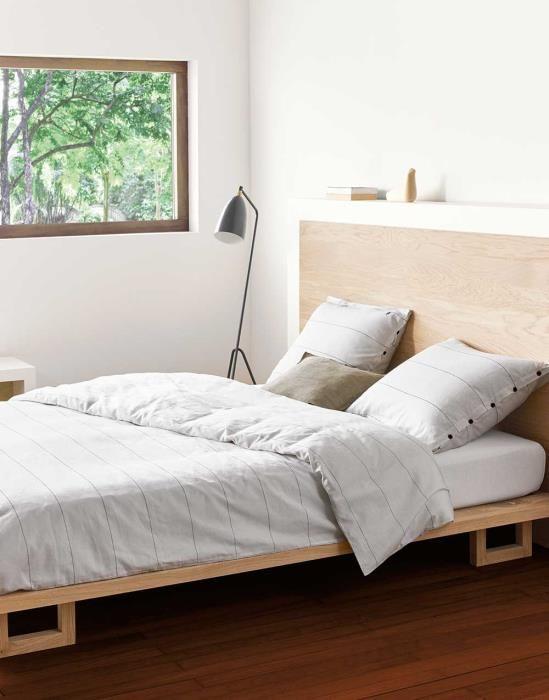 Marc O'Polo Simla White Pillowcase 40 x 40