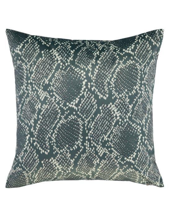 Essenza Solan Green Cushion square 50 x 50