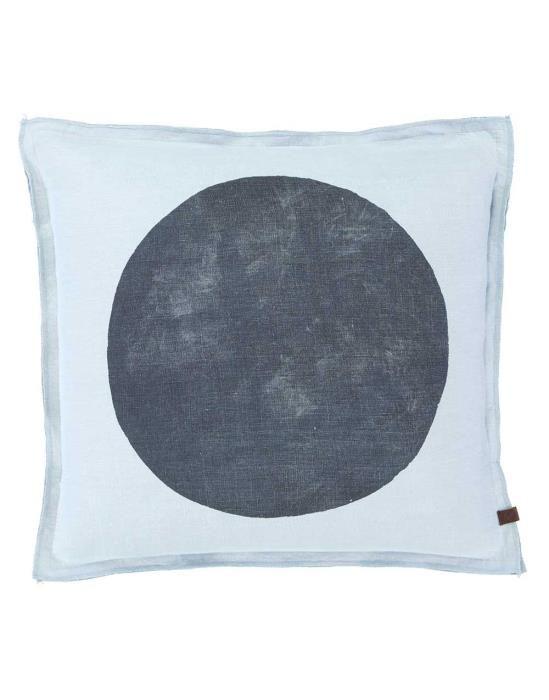Marc O'Polo Soli Indigo blue Cushion 45 x 45