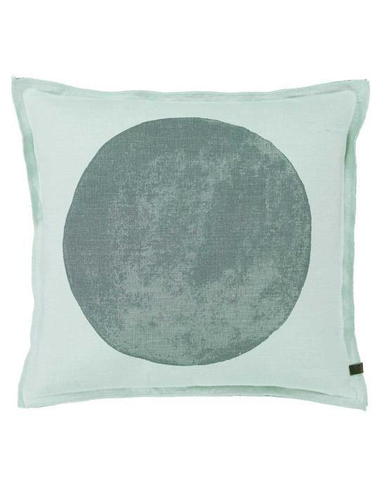 Marc O'Polo Soli Ocean green Cushion 45 x 45