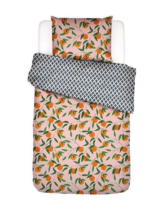 Covers & Co Squeeze the Day Rose Duvet cover 135 x 200