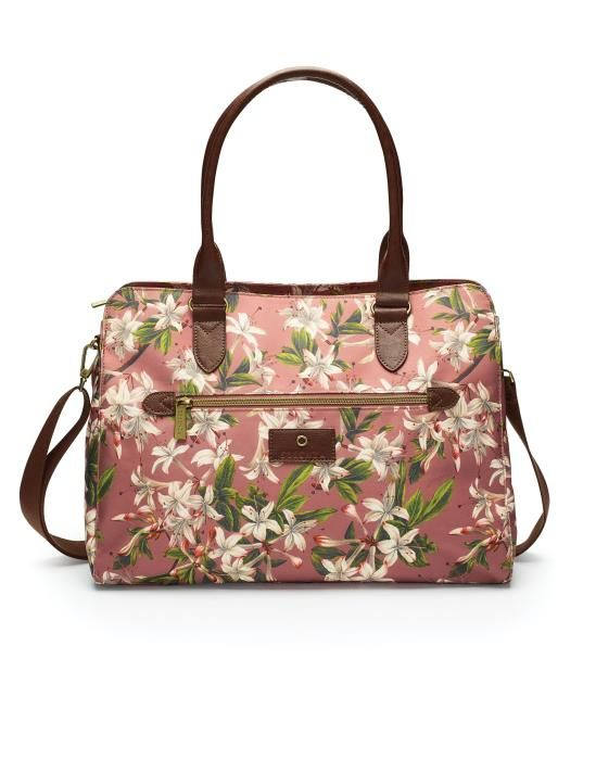 Essenza Susan Verano Dusty Rose Carry All Large