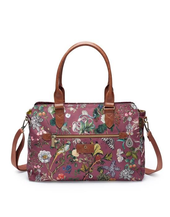 Essenza Susan Xess Marsala Carry All One Size