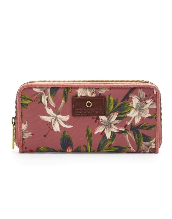 Essenza Tatum Verano Dusty Rose Wallet One Size