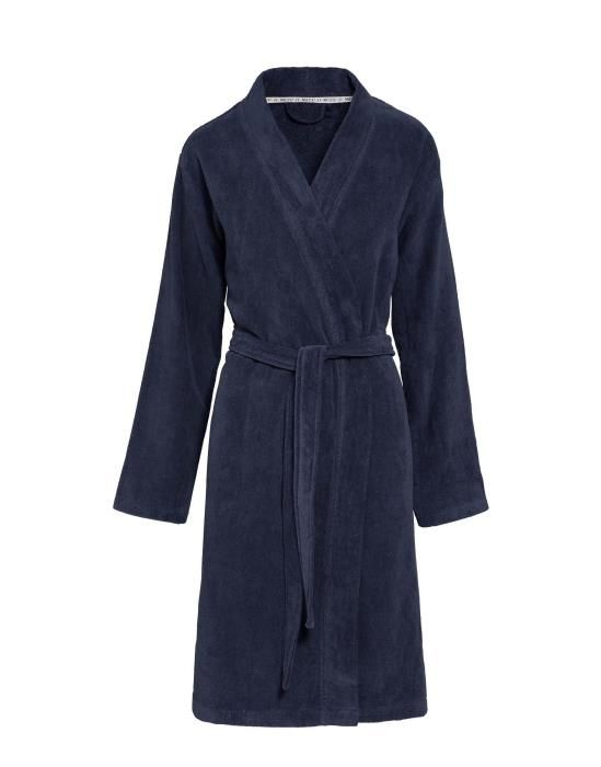 Marc O'Polo Tuppu Dark blue Bathrobe S
