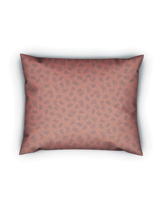 Marc O'Polo Verin Coral pink Pillowcase 40 x 40