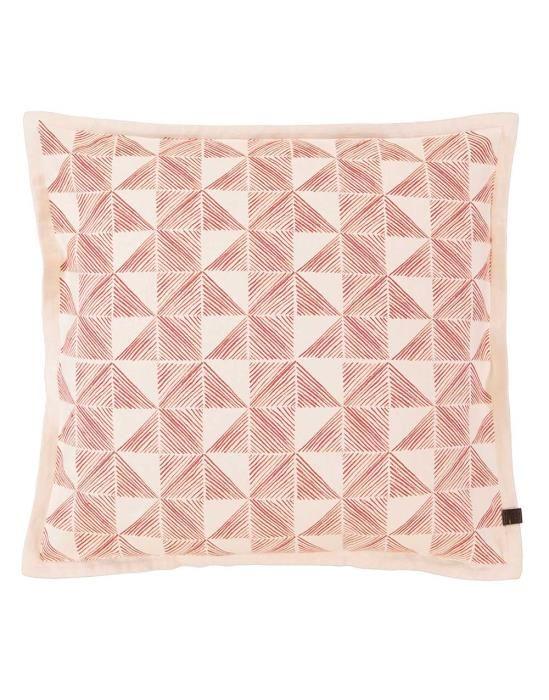 Marc O'Polo Vesa Coral pink Cushion 45 x 45