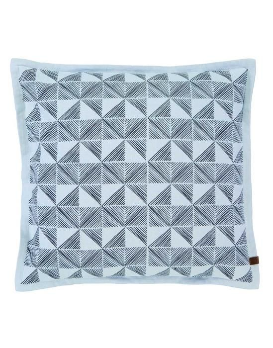 Marc O'Polo Vesa Indigo blue Cushion 45 x 45