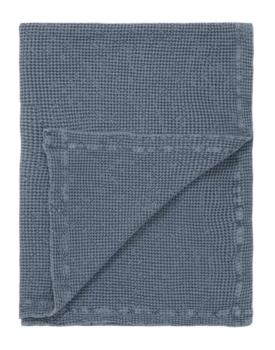 Marc O'Polo Viron Blue Plaid 130 x 170