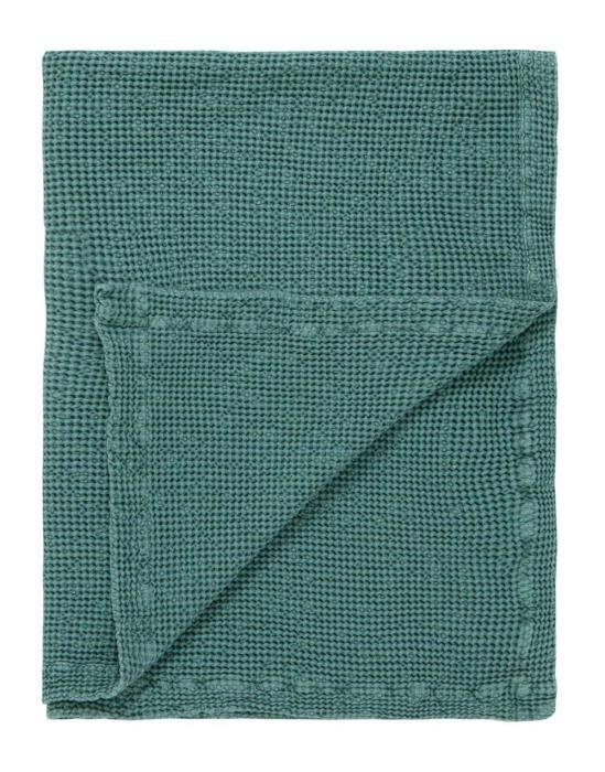 Marc O'Polo Viron Sage green Plaid 130 x 170