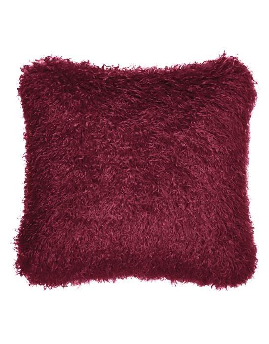Essenza Vita Burgundy Cushion square 45 x 45
