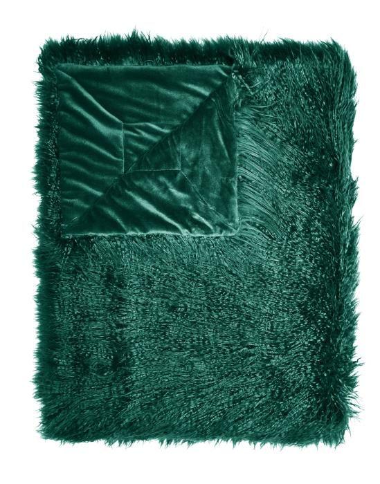 Essenza Vita Pine green Plaid 140 x 200