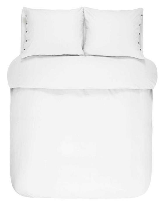 Marc O'Polo Washed Linen White Pillowcase 40 x 40
