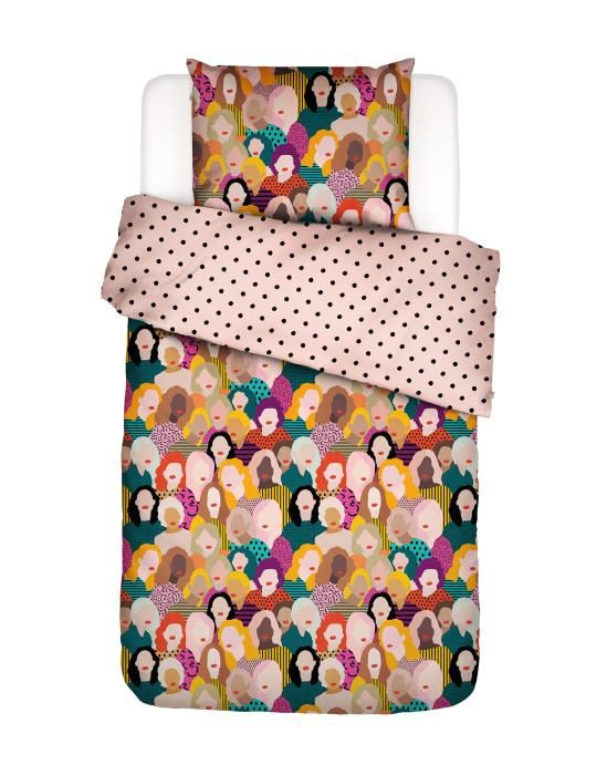 Covers & Co We Got This Multi Duvet cover 135 x 200