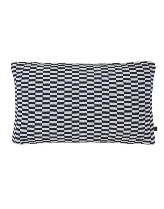 Marc O'Polo Yara Indigo blue Cushion 30 x 50