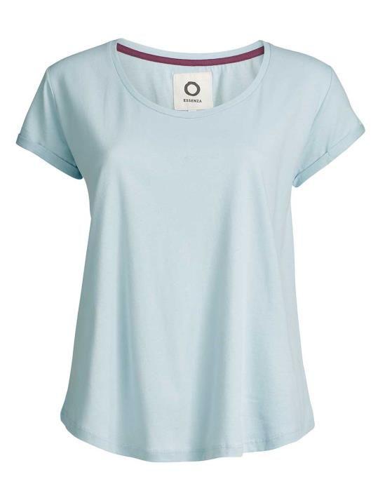 Essenza Zef Uni Sky Top Short Sleeve XS