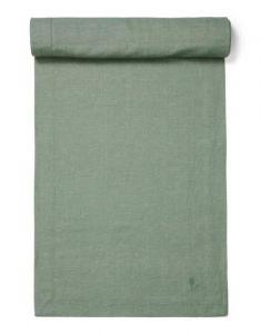 Marc O'Polo Akalla Grün Tischläufer 50 x 350 cm