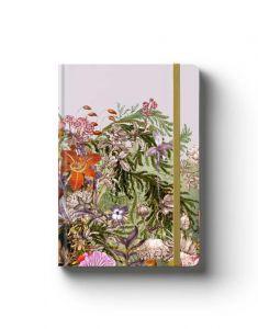 Essenza Annelinde Lilac Notebook A5