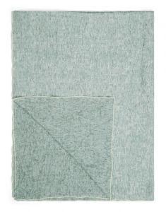 Marc O'Polo Arez Soft green Plaid 150 x 200 cm
