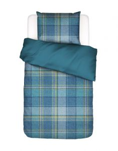 ESSENZA Beau Blue Duvet cover 140 x 200