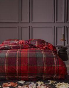 Essenza Beau Cherry Duvet cover 240 x 220