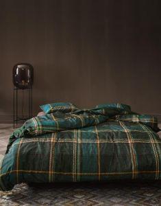 Essenza Beau Green Pillowcase 60 x 70