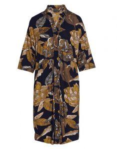 ESSENZA Blair Gwyneth Nightblue Nightdress 3/4 sleeve M