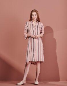 ESSENZA Blair Meryl Rose Nightdress 3/4 sleeve M