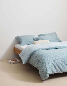 Marc O'Polo Camo Nordic Blue Pillowcase 40 x 80