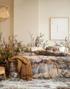 Essenza Carice Multi Duvet cover 240 x 220