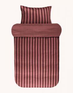 Marc O'Polo Classic Stripe Warm Earth Bettwäsche 155 x 220 cm