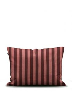 Marc O'Polo Classic Stripe Warm earth Pillowcase 60 x 70