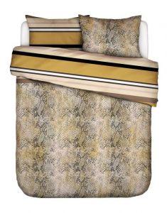 ESSENZA Cleo Mustard Duvet cover 200 x 220