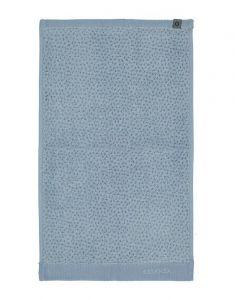 ESSENZA Connect Organic Breeze Blau Gästetuch 30 x 50 cm