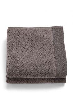 Essenza Connect Organic Breeze Stone grey Towel Set 50 x 100  set