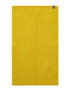ESSENZA Connect Organic Lines Gelb Gästetuch 30 x 50 cm