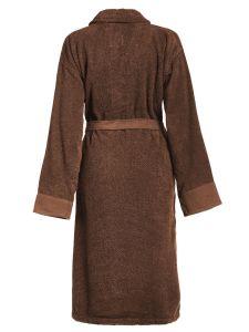 ESSENZA Connect Organic Uni Leather Brown Bathrobe XL