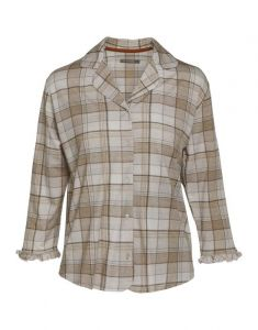 ESSENZA Delphine Beau Almond Pyjama top 3/4 sleeve M