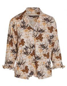 ESSENZA Delphine Charlize Vanilla Pyjama top 3/4 sleeve M