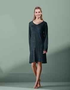 ESSENZA Emmy Halle Thyme Nightdress long sleeve XS