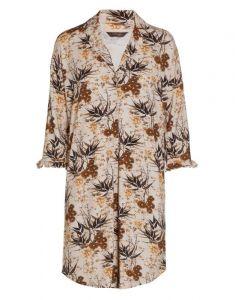 ESSENZA Erin Charlize Vanilla Nightdress 3/4 sleeve XL