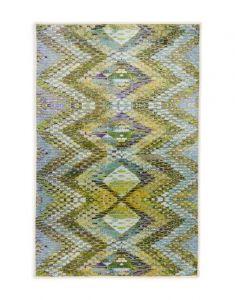 ESSENZA Fabienne Olive Kleiner Teppich 60 x 90 cm