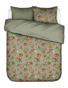 ESSENZA Femm Rosemary green Duvet cover 240 x 220