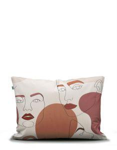 Covers & Co Femme Fatale Multi Pillowcase 60 x 70