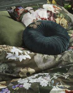 ESSENZA Fleur Moss Dekokissen 50 x 50 cm
