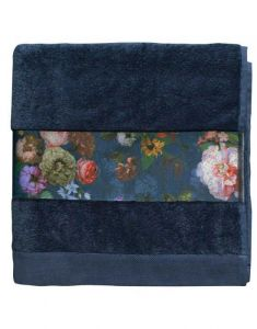 ESSENZA Fleur Towel Set Blue